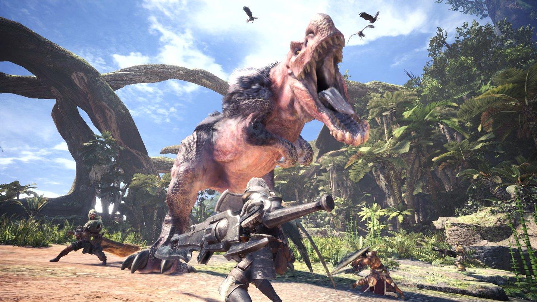 7b9c66a49db Monster Hunter World - Coop-Guide  So spielt ihr im Multiplayer ...