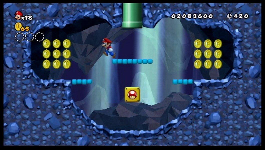 New Super Mario Bros Test Für Wii Auf Gameprode