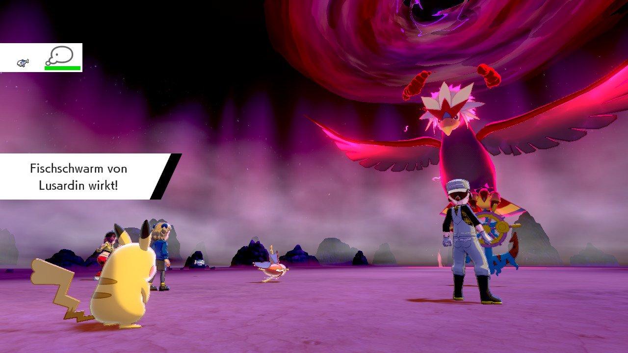 pokemon komplettlösung schwert