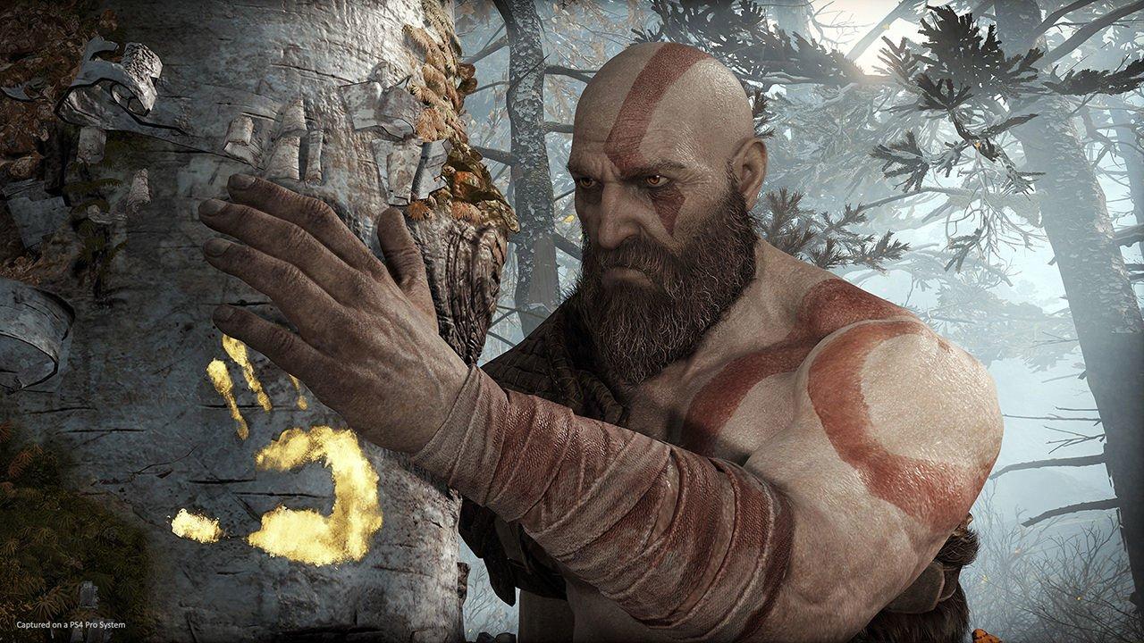 God Of War Sequel Oder Dlc Concept Artist Soll Neue Gotter Zeichnen