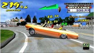 crazytaxi fare wars 8