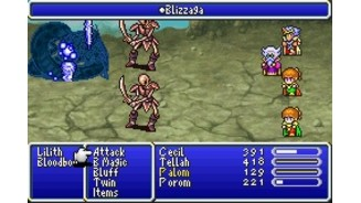 Final Fantasy IV Advance 2