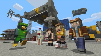 Minecraft: Final Fantasy 15 Skin-Paket - Screenshots