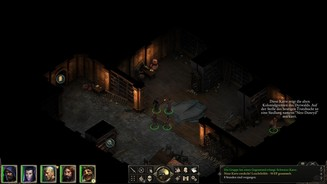 <b>Pillars of Eternity</b><br>Die Bibliothek sah anfangs so aus...