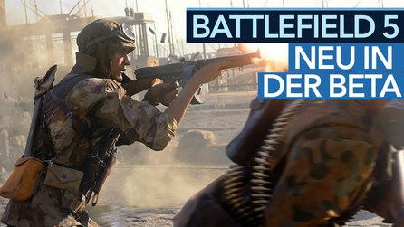 Battlefield 5 - Preview-Video: So verändert sich der Shooter in der Beta
