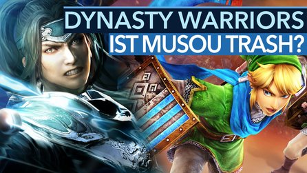 Dynasty Warriors & Co - Video: Sind Musou-Spiele Trash?