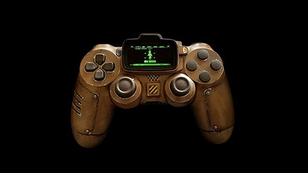 Custom Controller - So muss ein PS4-Pad im Fallout-Look aussehen