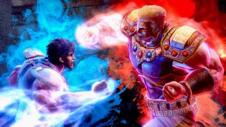 Fist of the Northstar: Lost Paradise im Test - Yakuza mit Anime-Lizenz