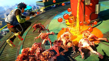 Sunset Overdrive - Sony hat wenig Interesse am Xbox One-Exclusive