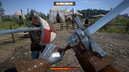 Kingdom Come: Deliverance - Das Kampfsystem