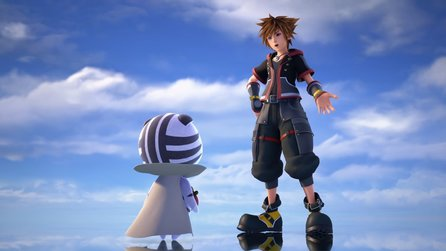 Kingdom Hearts 3 - Remind-DLC: Trailer zeigt Soras neue Kampfform