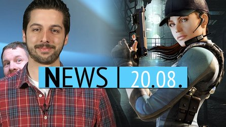 News - Mittwoch, 20. August 2014 - Sims-4-Test-Dilemma & Resident Evil Revelations 2 geleakt