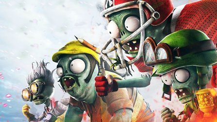 Plants vs. Zombies: Garden Warfare - Kontrollbesuch zum Playstation-Release