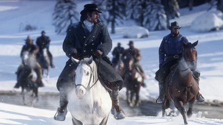 Red Dead Redemption 2 - FAQ: Alles Wichtige zu Rockstars Open World-Western