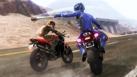 Road Redemption - Trailer: Modernes Road Rash kommt auch für PS4, Xbox One & Switch