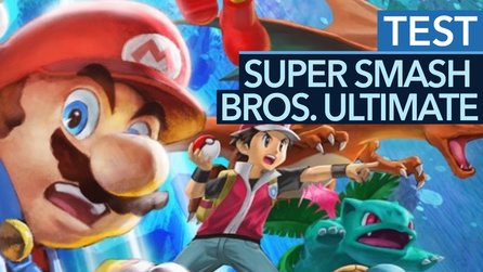 Super Smash Bros. Ultimate - Test-Video: Immer feste druff!