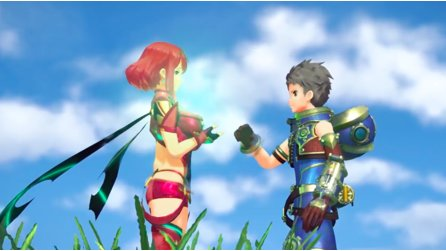 Xenoblade Chronicles 2 - Gameplay-Trailer zeigt Charaktere, Kampfsystem, Blades & Open World