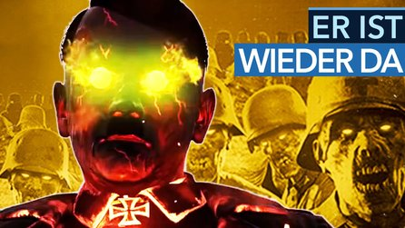 Zombie Army 4: Dead War - Vorschau-Video zum Koop-Shooter