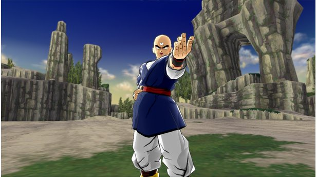 Dragon Ball Z Budokai HD Collection