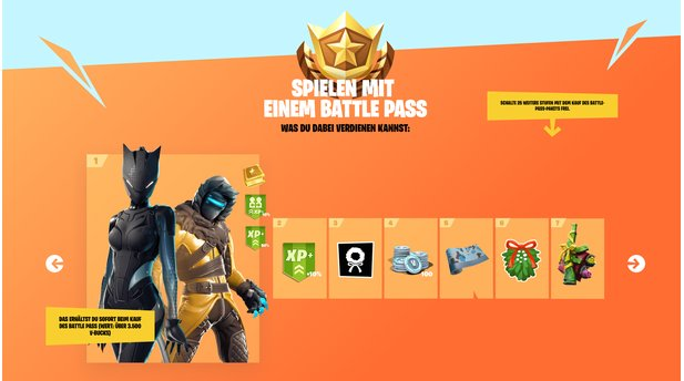 Fortnite Battle Pass Season 7