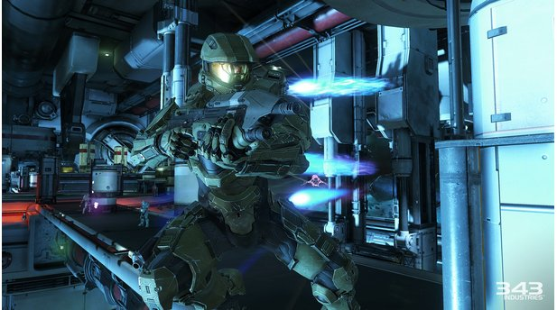 Halo 5: Guardians - Screenshots aus der Kampagne