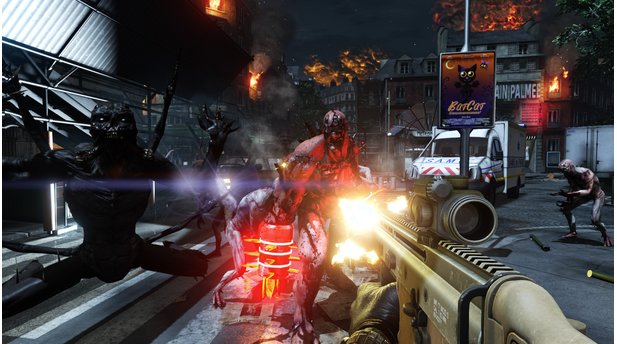 Killing Floor 2 - PS4-Screenshots