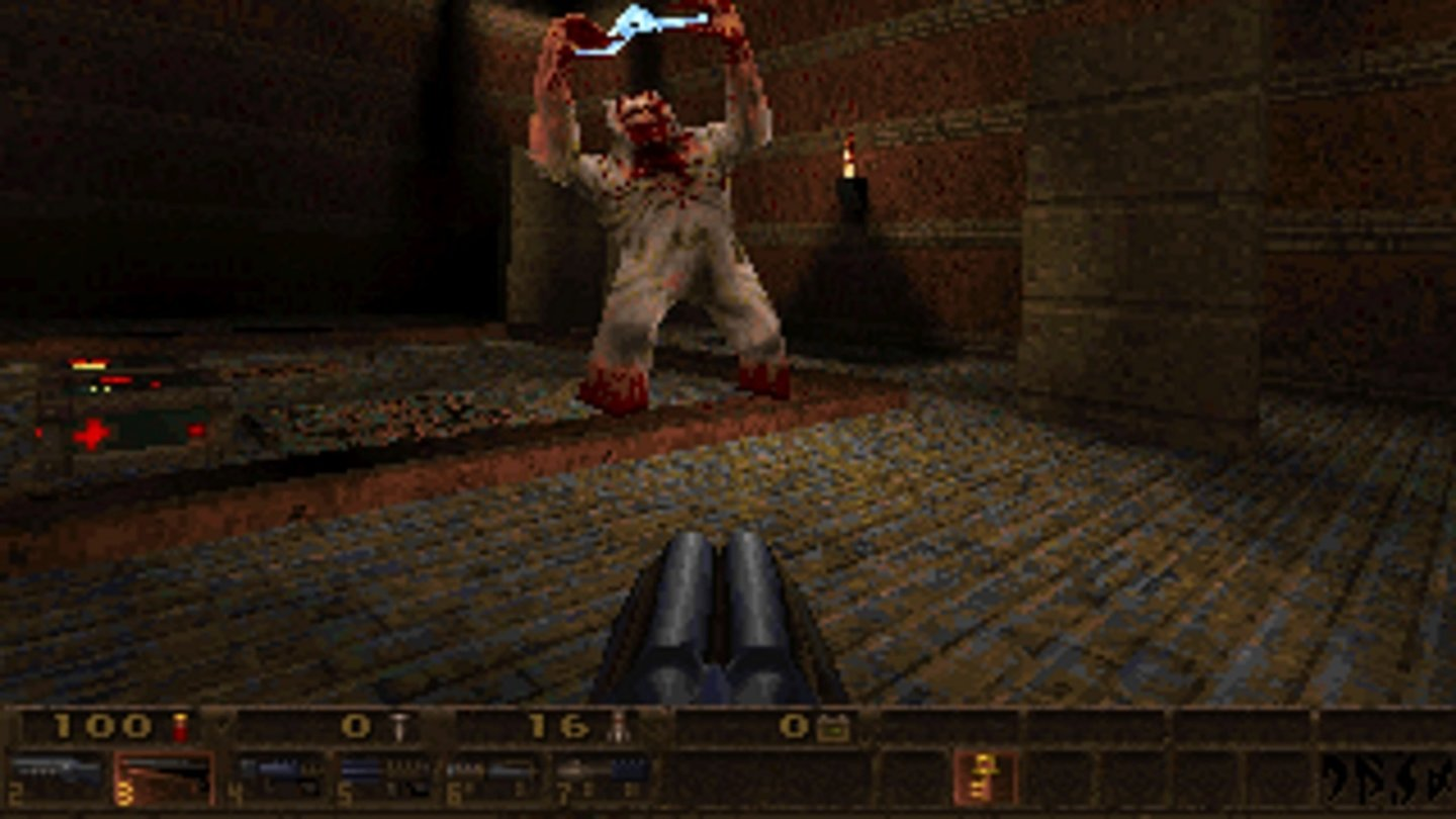 1996: QuakeId Tech 2 (Quake Engine)