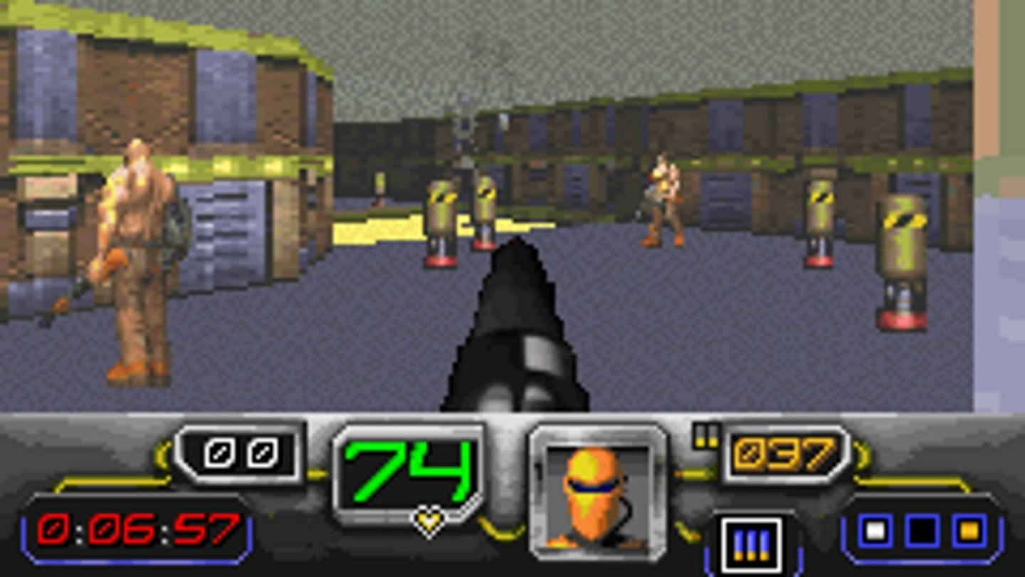 2002: Dark ArenaId Tech 1 (Doom Engine)