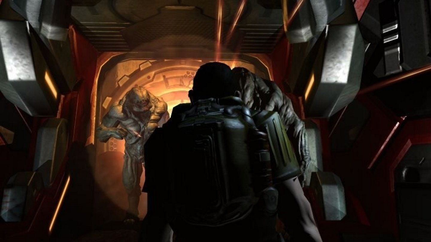 2004: Doom 3Id Tech 4