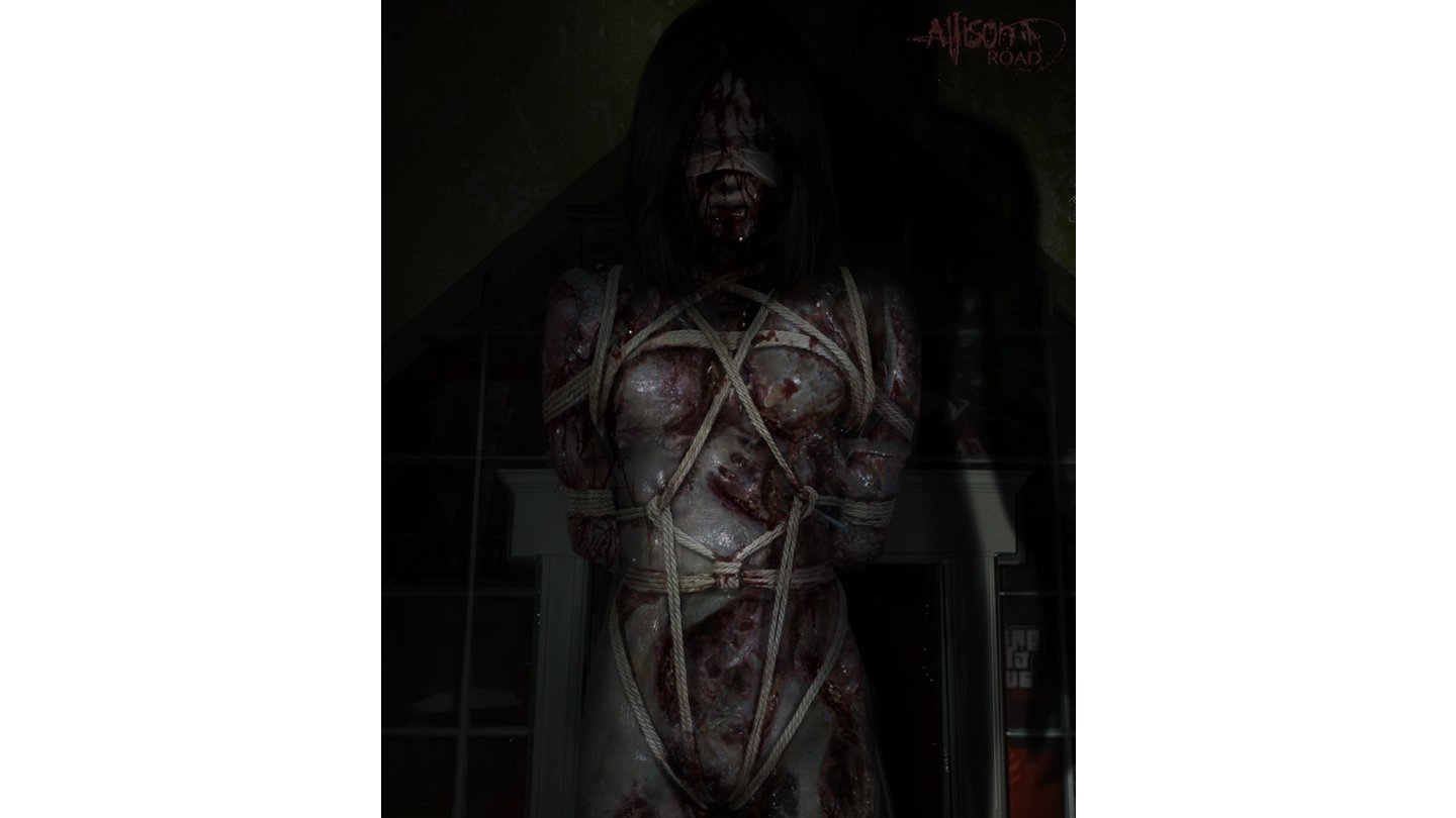 Allison Road - Artworks