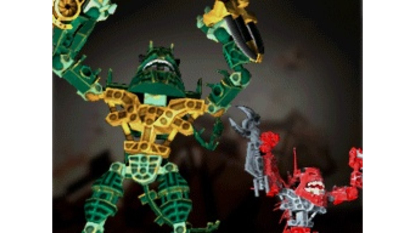 Bionicle Heroes DS 3