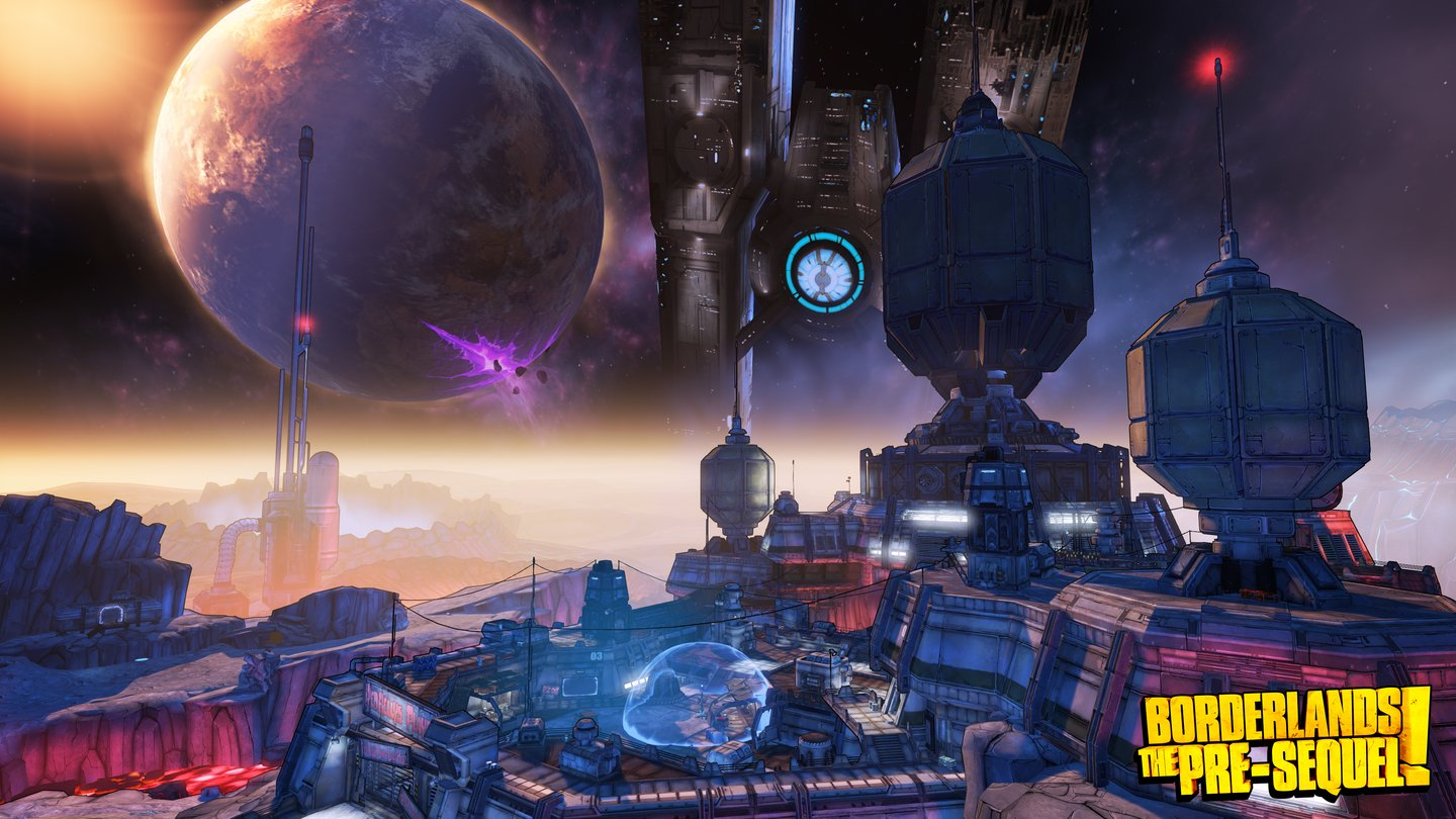 Borderlands: The Pre-Sequel - Ultra HD Texture Pack