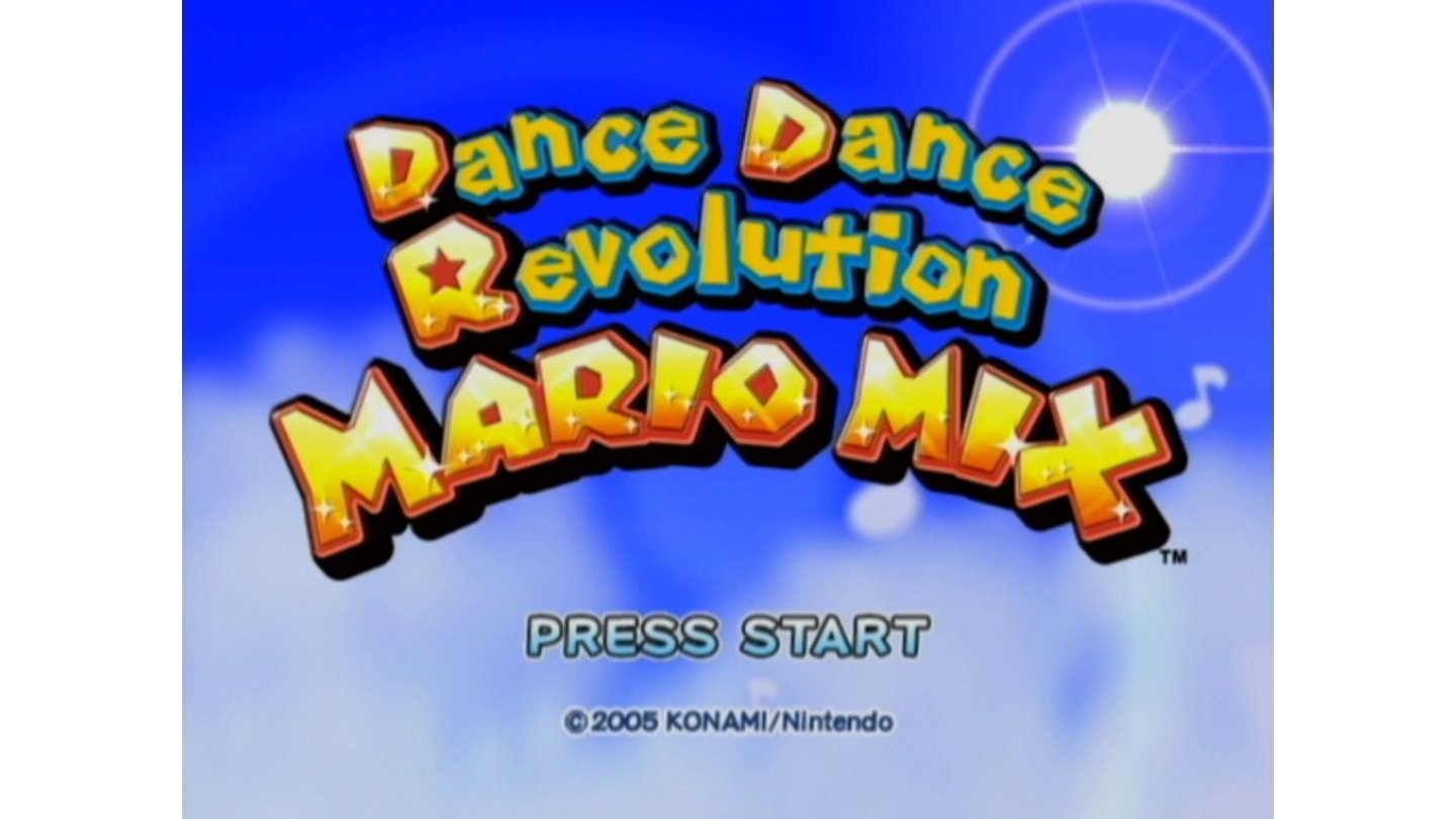 Dancing Stage Mario Mix_GC 15