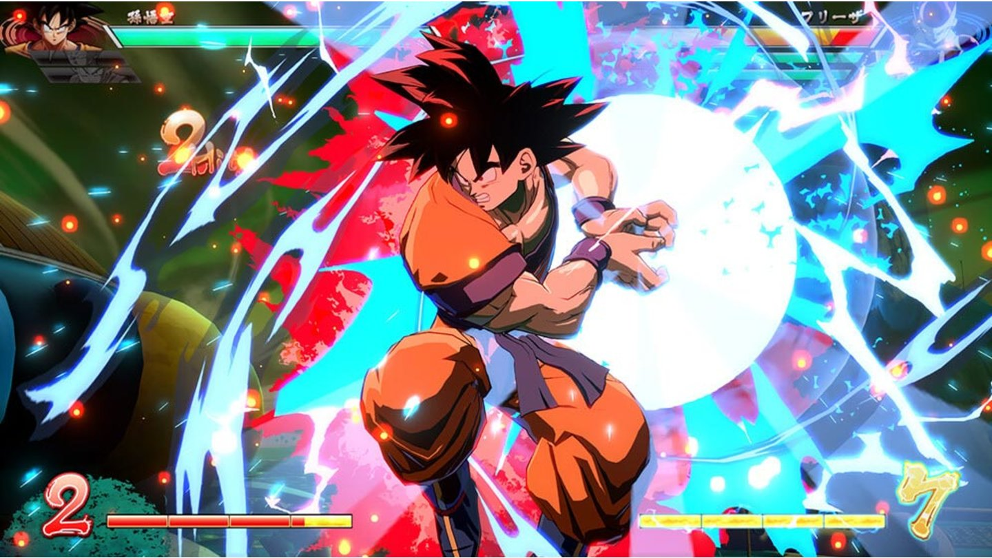Dragon Ball FighterZ - DLC Son Goku