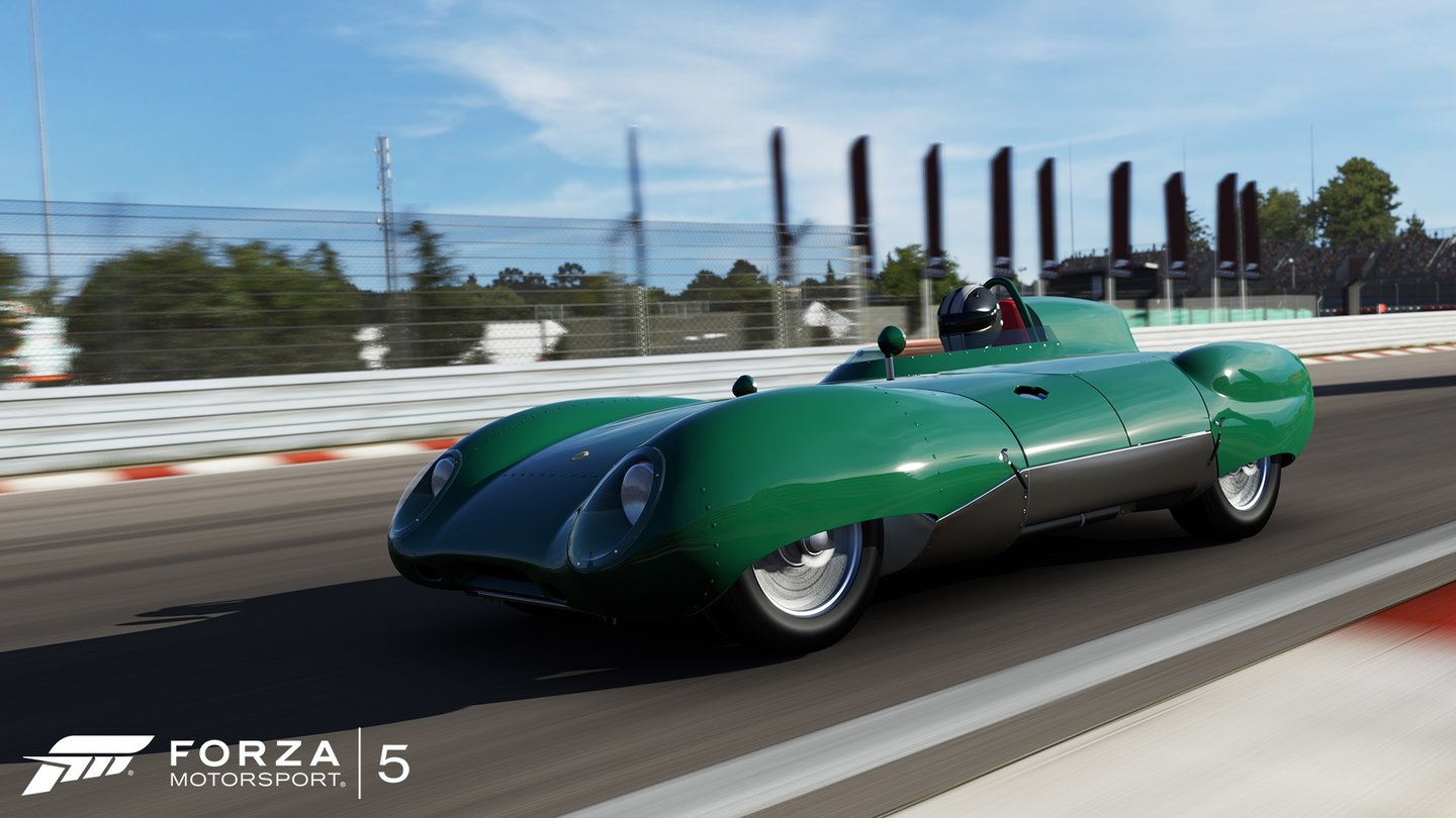 Forza Motorsport 5 - Screenshots zum Nürburgring-DLC