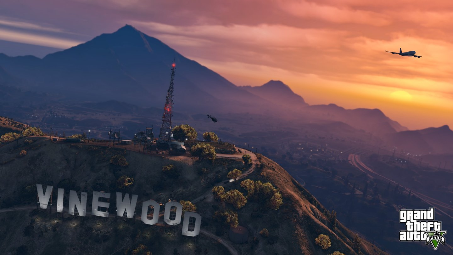 Grand Theft Auto 5 - NextGen/PC-Version