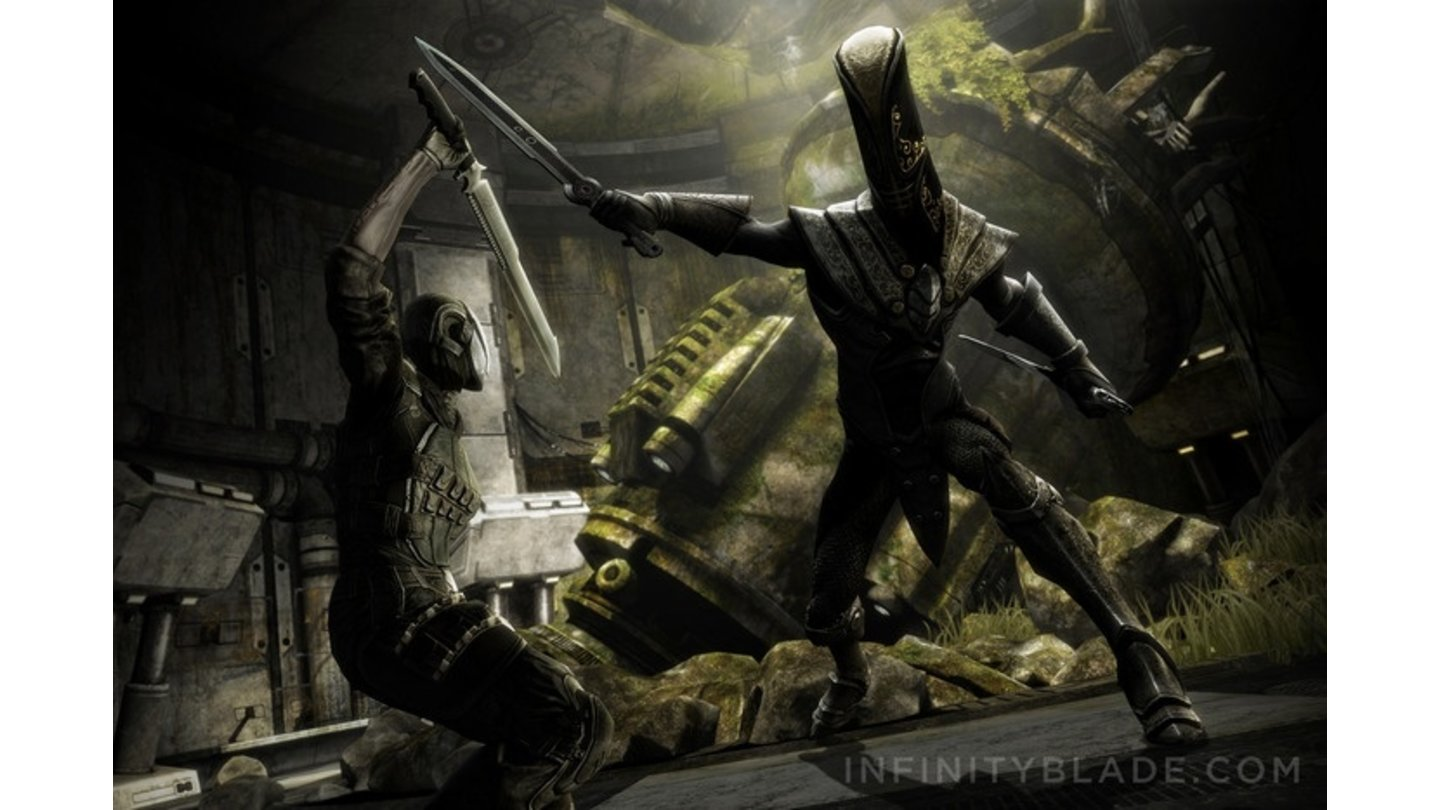 Infinity Blade 3Screenshot aus dem »Soul Hunters«-Update