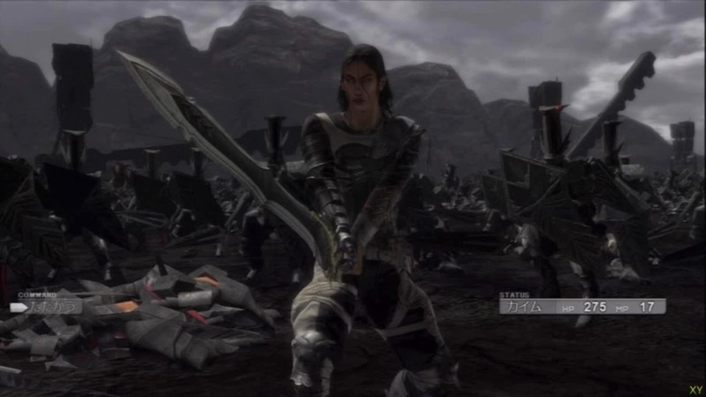 Lost Odyssey 11