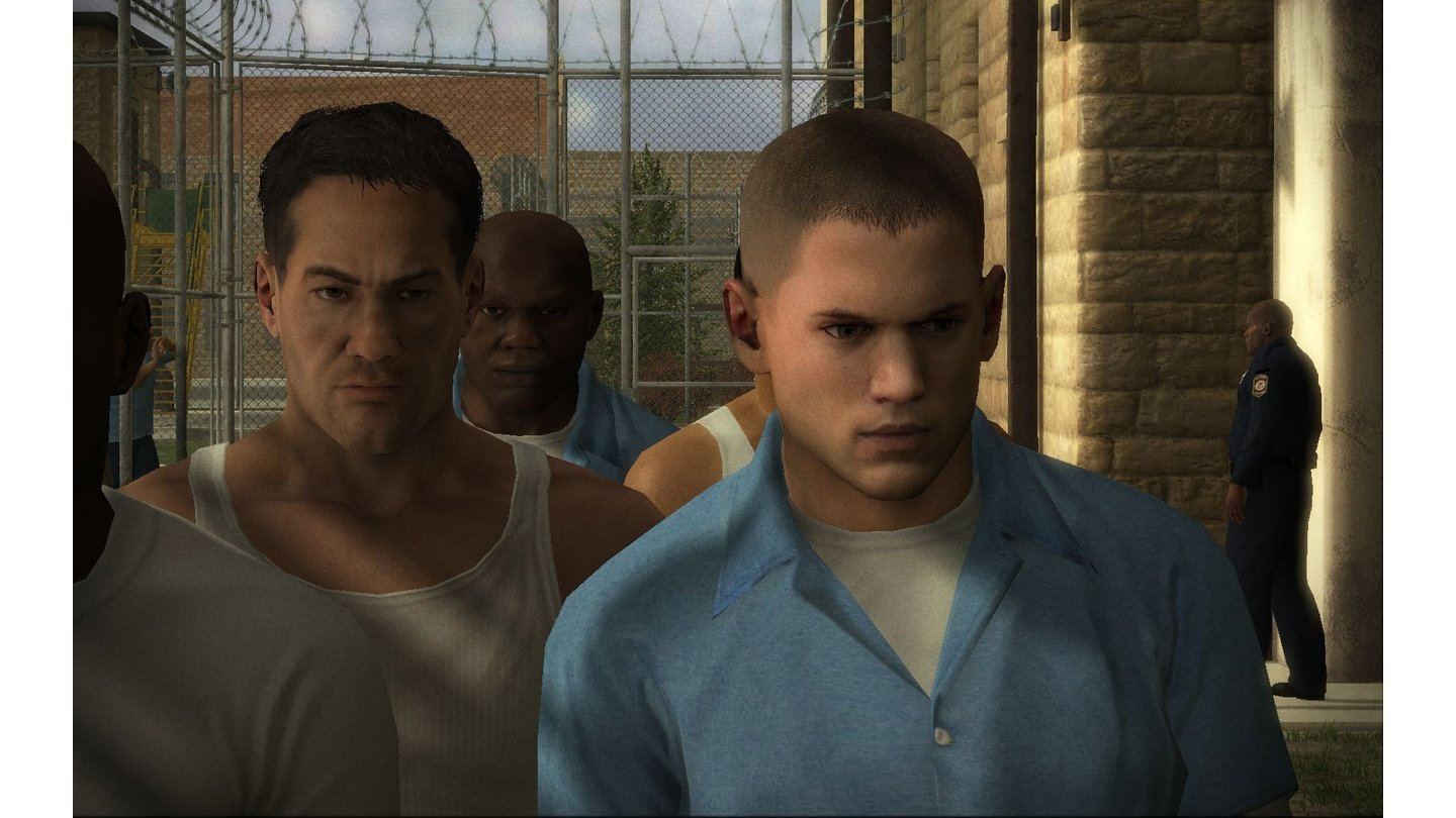 Prison Break: The Conspiracy - Testversion