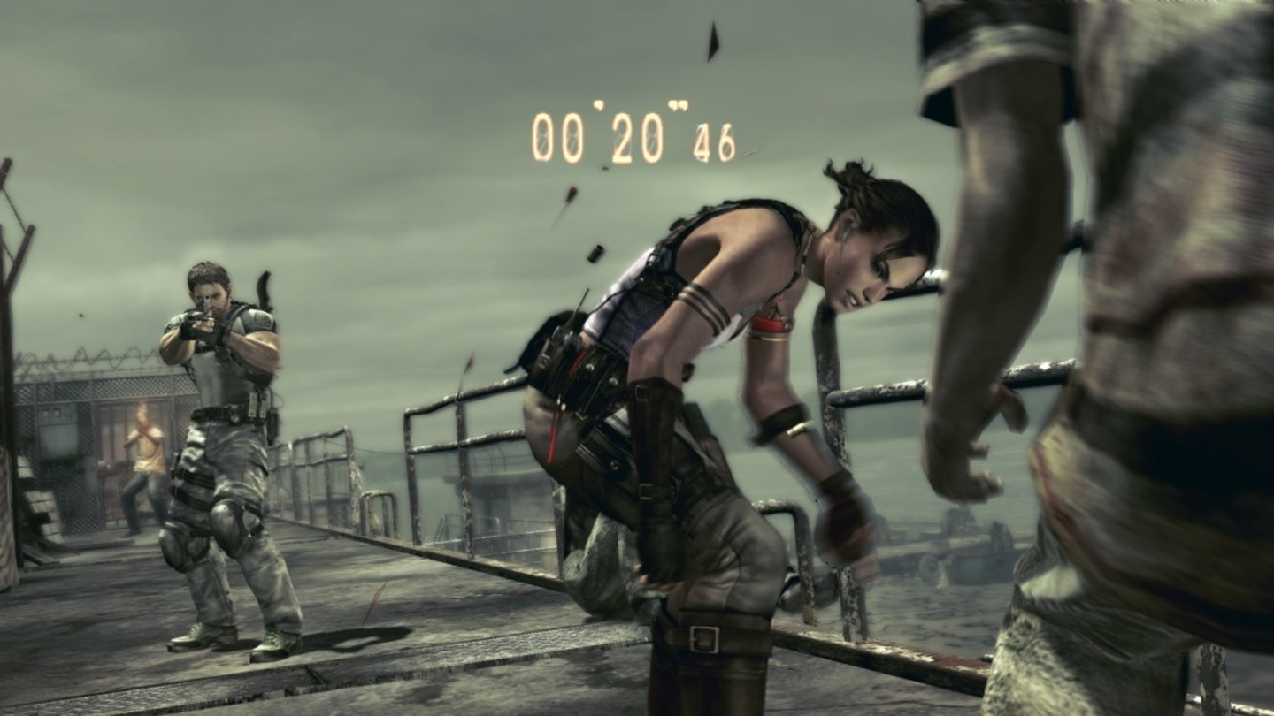 ResidentEvil5PS3X360 8