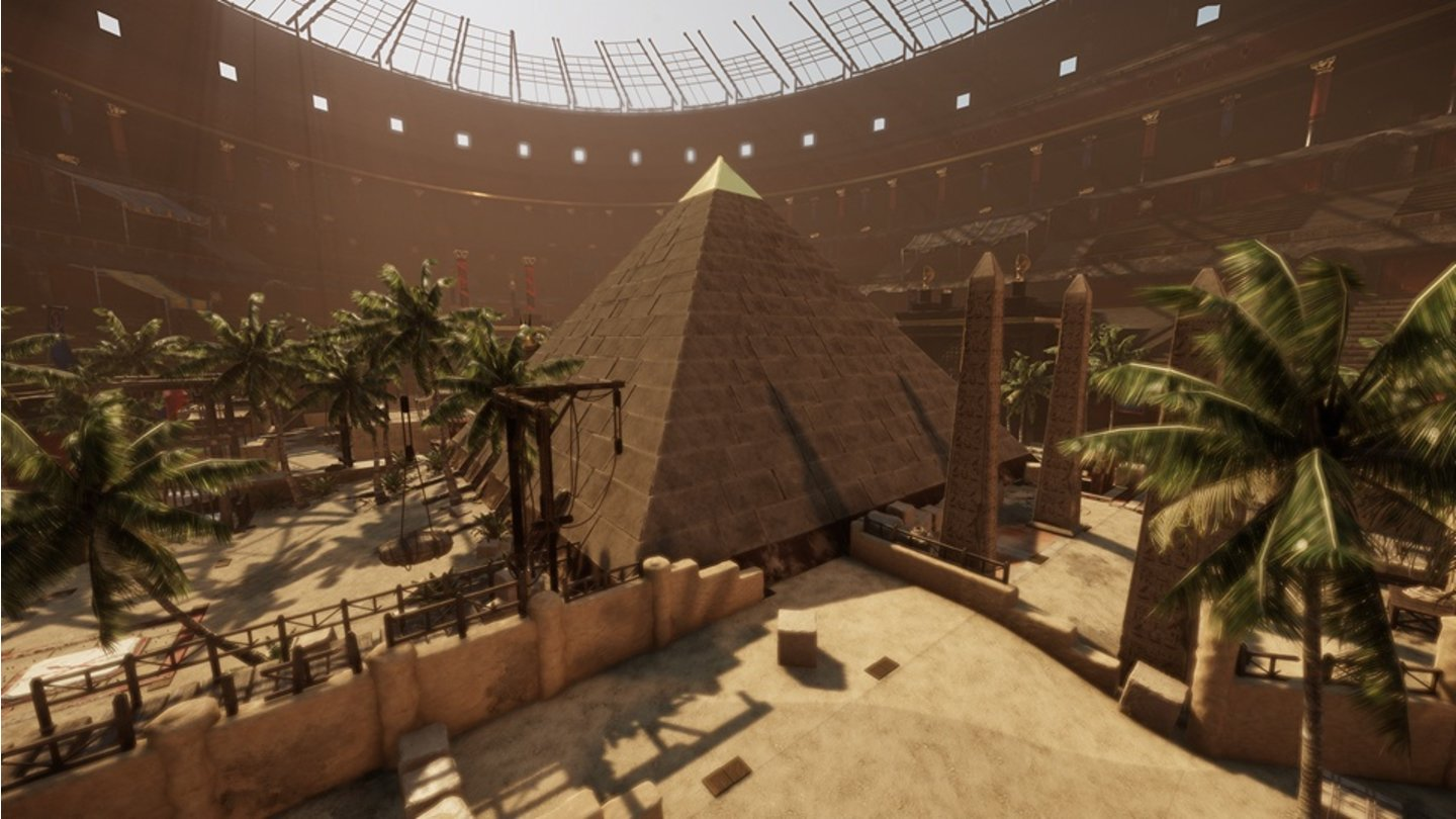 Ryse: Son of Rome - Mars' Chosen Pack (»Pyramid«)