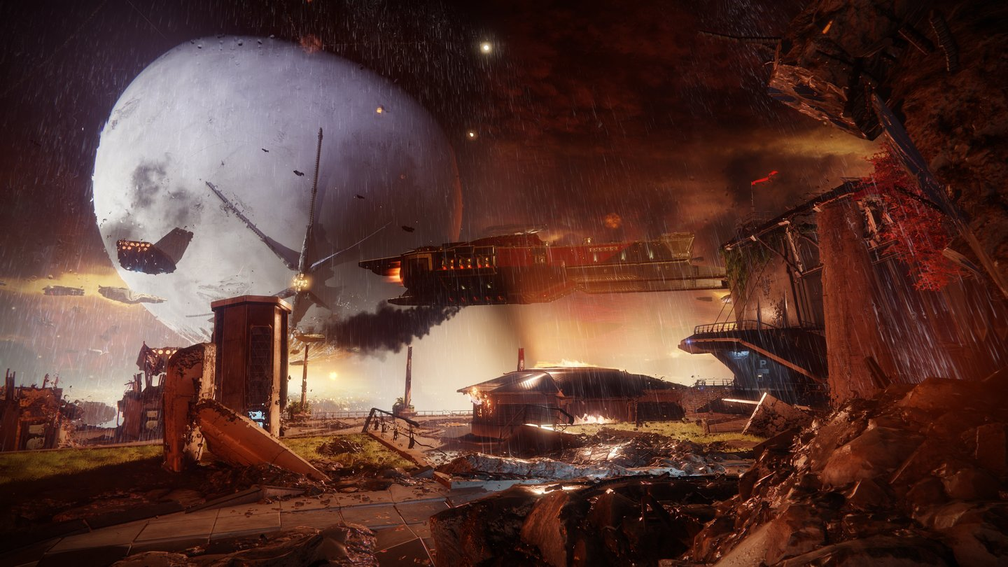 Destiny 2Screenshot der Spielumgebung
