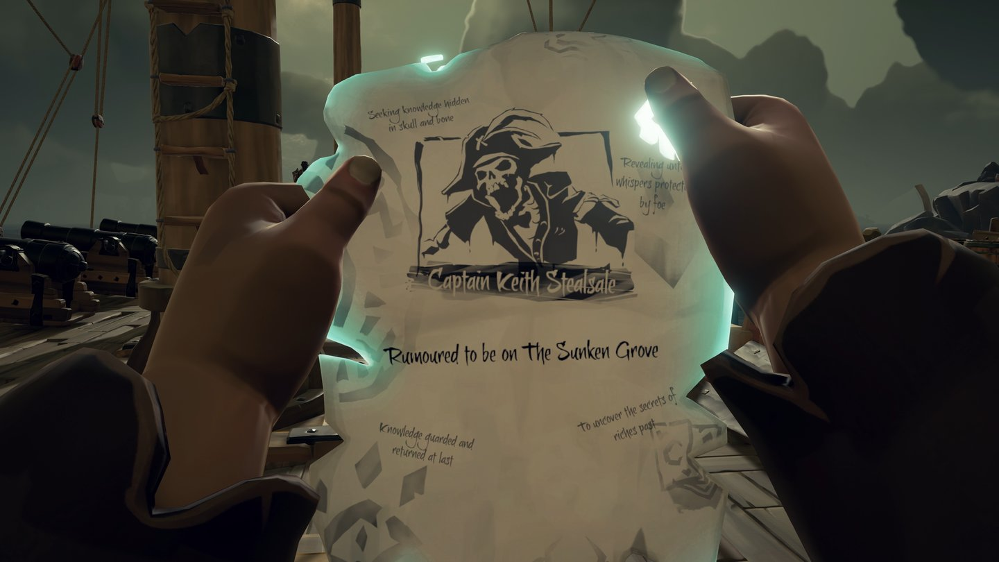 Sea of Thieves Bounty