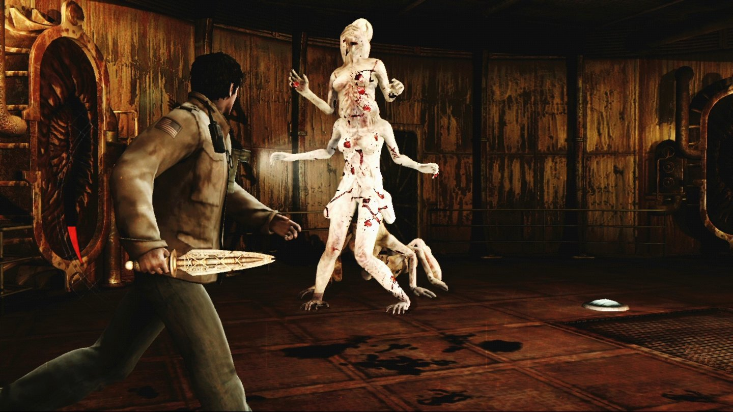 Silent Hill Homecoming 7