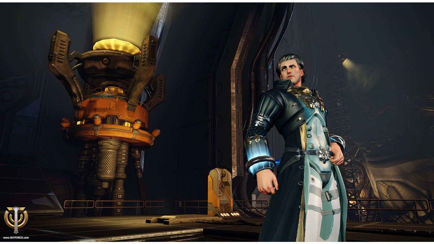 Skyforge - Screenshots