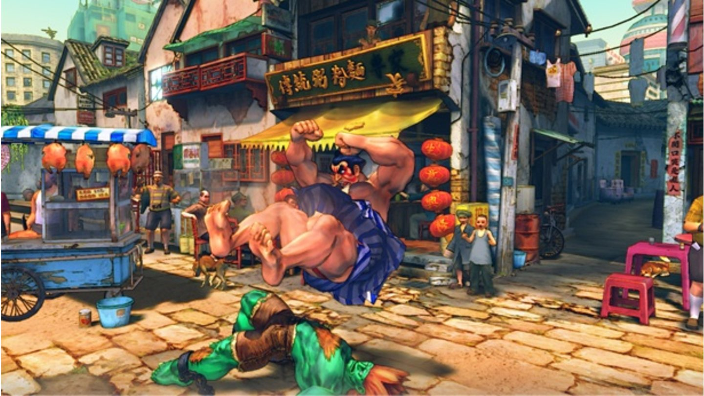 Street Fighter IV 17