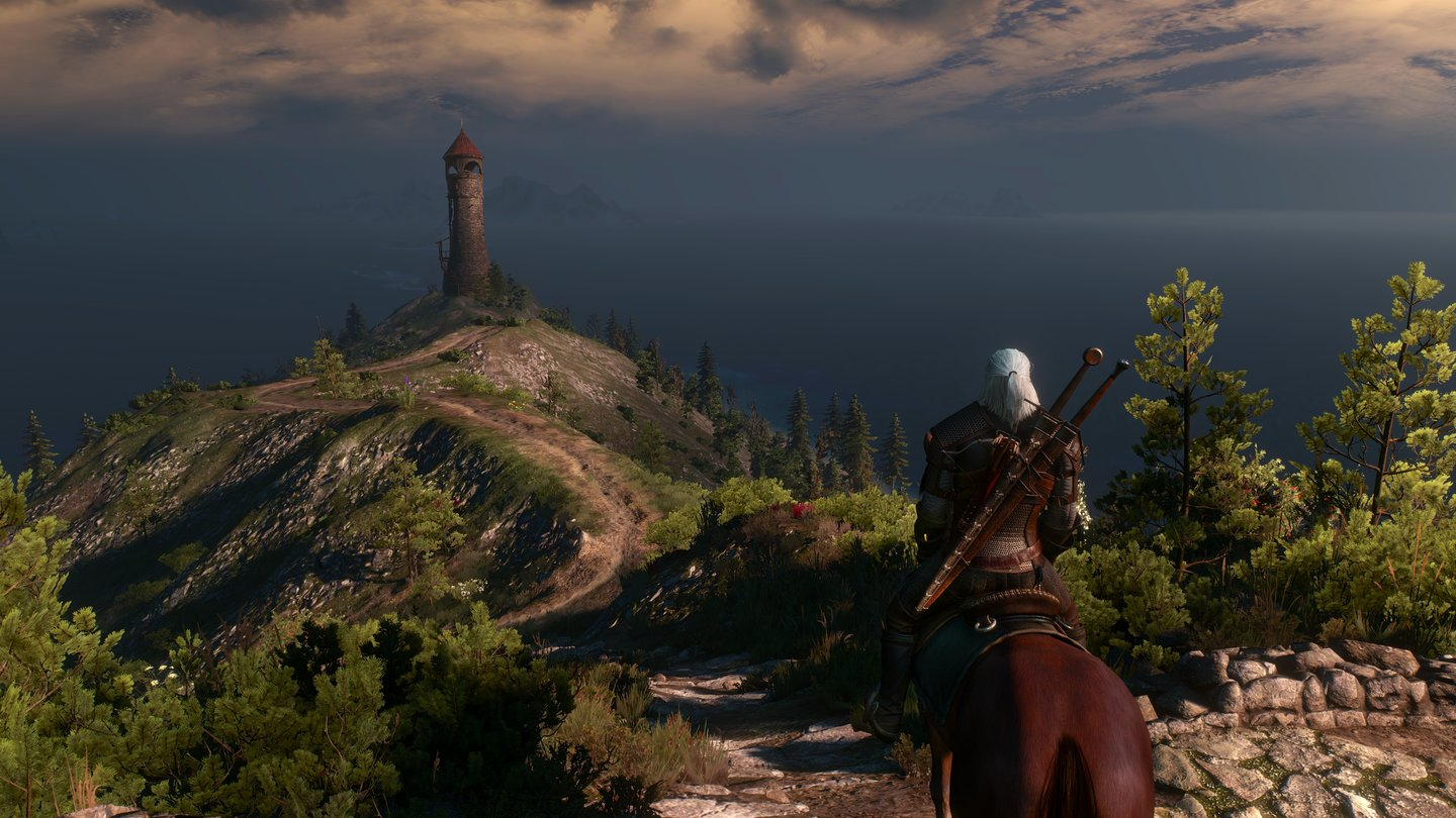 The Witcher 3: Wild HuntScreenshot in 4K-Auflösung