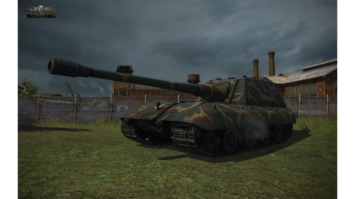 World of Tanks - Patch 7.5