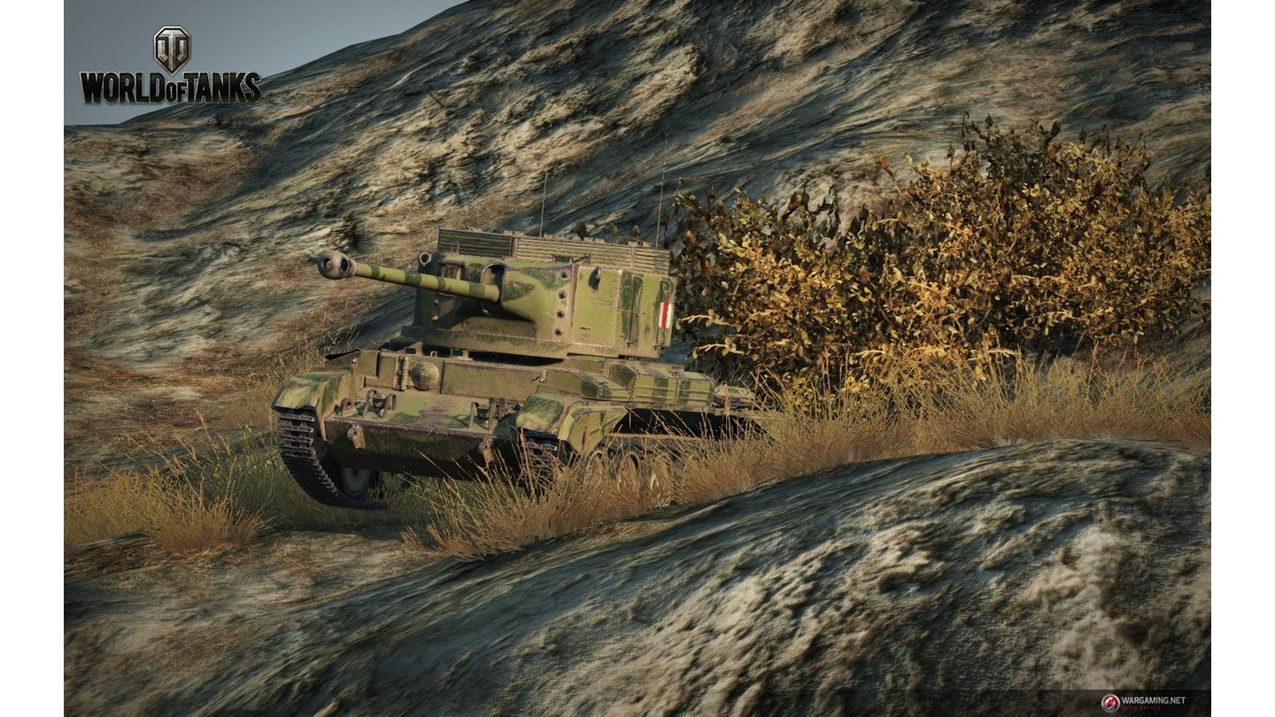 World of Tanks - Screenshots zum Update 9.5
