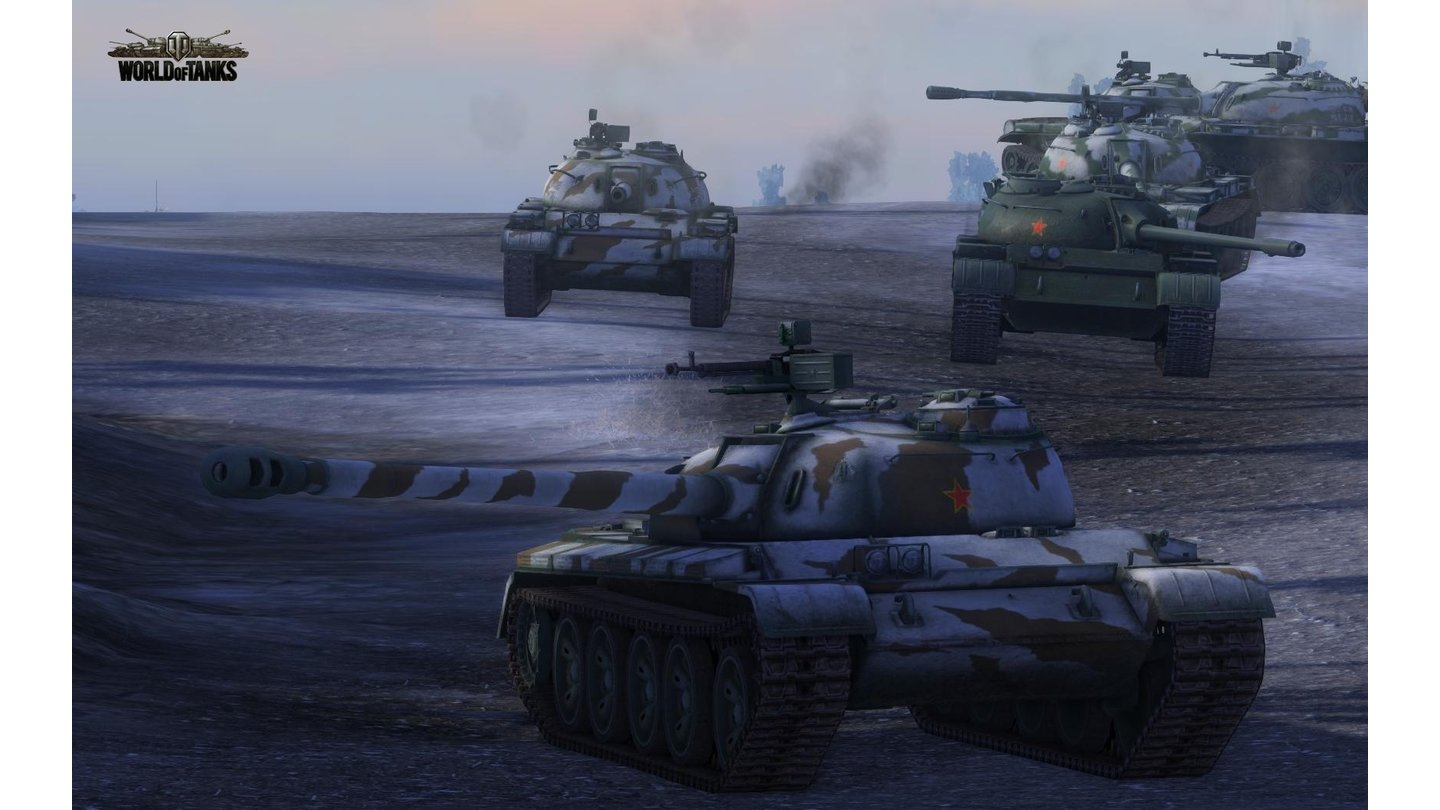 World of Tanks - Update 8.3